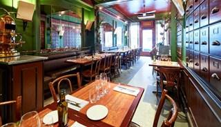 Превью фото о Ресторане La Quincaillerie