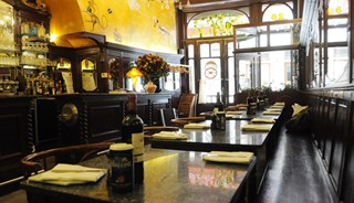 Превью фото о Ресторане La Roue d'Or