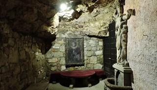 Превью фото о Лабиринте Будайской крепости