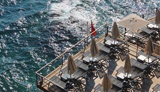 Превью фото о Ресторане «Lara Balik Evi Konyaalti»
