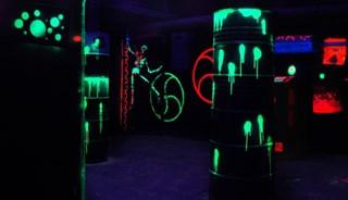Превью фото о Laser Park