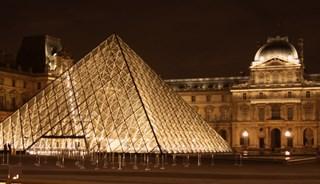 Превью фото о Лувре