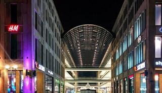 Превью фото о Торговом комплексе «Mall of Berlin»