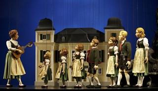 Превью фото о Театре марионеток