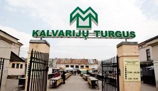 Превью фото о Рынке Kalvariju