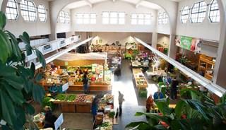 Превью фото о Рынке Markthalle