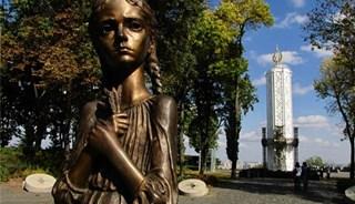 Превью фото о Мемориале памяти жертв голодоморов
