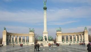 Превью фото о Памятнике тысячилетия Венгрии