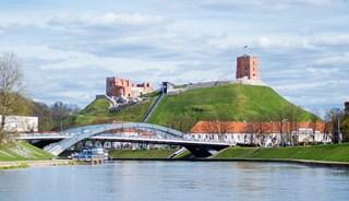 Превью фото о Мосте короля Миндаугаса