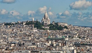 Превью фото о Монмартре