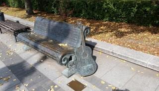 Превью фото о Памятнике «Гитара»