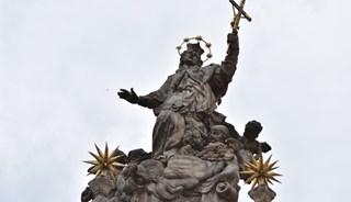 Фото Памятник Яну Непомуцкому