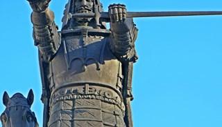 Превью фото о Памятнике Гедимину