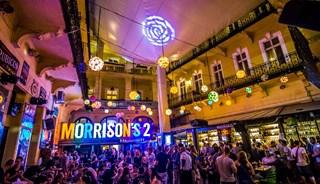 Превью фото о Ночном клубе Morrison's 2