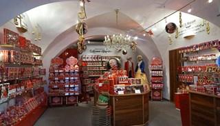 Превью фото о Магазине сладостей «Моцарт»