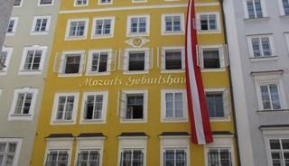 Превью фото о Доме-музее Моцарта