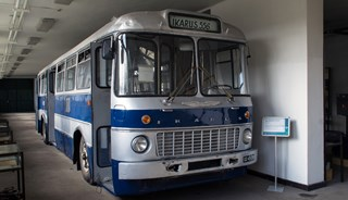 Превью фото о Музее общественного транспорта