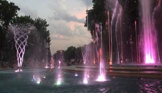 Превью фото о Поющем фонтане