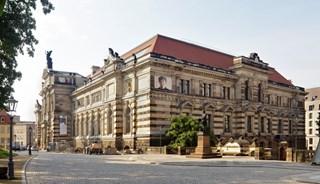 Превью фото о Музее Albertinum
