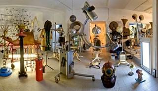Превью фото о Музее «Designpanoptikum»