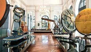 Превью фото о Музее «Физико-математический салон»