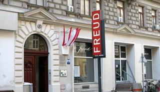 Превью фото о Музее Зигмунда Фрейда