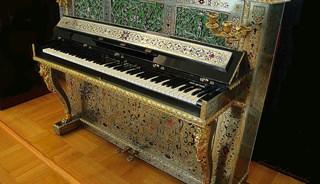 Превью фото о Музее музыкальных инструментов