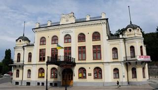 Превью фото о Национальной филармонии Украины