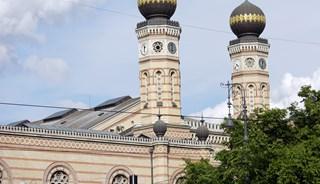 Превью фото о Большой синагоге