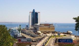 Превью фото о Одесском порте