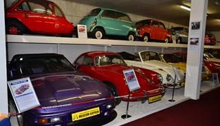 Превью фото о Музее старинных автомобилей