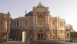 Превью фото о Оперном театре