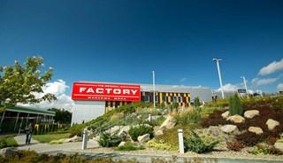 Превью фото о Аутлете Factory