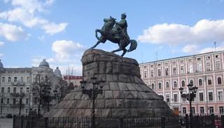 Превью фото о Памятнике Богдану Хмельницкому
