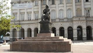 Превью фото о Памятнике Николаю Копернику