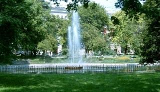 Превью фото о Парке Краковские Плянты