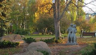 Превью фото о Парке Владимирская горка