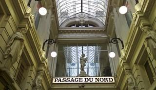 Превью фото о Торговом комплексе Passage du Nord
