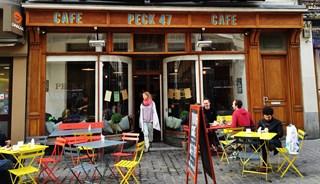 Превью фото о Ресторане Peck 47