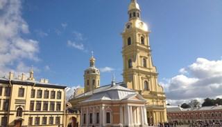 Превью фото о Петропавловской крепости