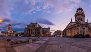Превью фото о Площади «Жандарменмаркт»