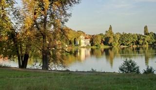 Превью фото о Потсдамском саде