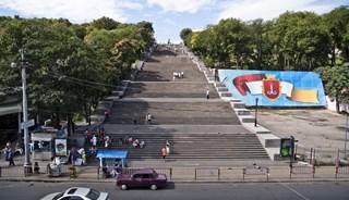 Превью фото о Потёмкинской лестнице