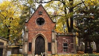 Превью фото о Раковицком кладбище