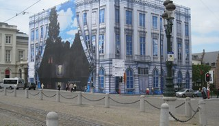 Превью фото о Музее Рене Магритта