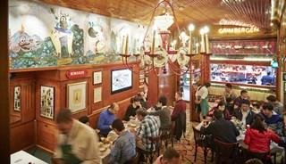 Превью фото о Ресторане Chez Leon