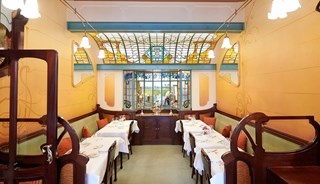 Превью фото о Ресторане Comme Chez Soi