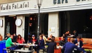 Превью фото о Ресторане Dada Falafel