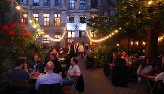 Превью фото о Ресторане Clarchens Ballhaus