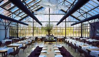 Превью фото о Ресторане «De Kas»